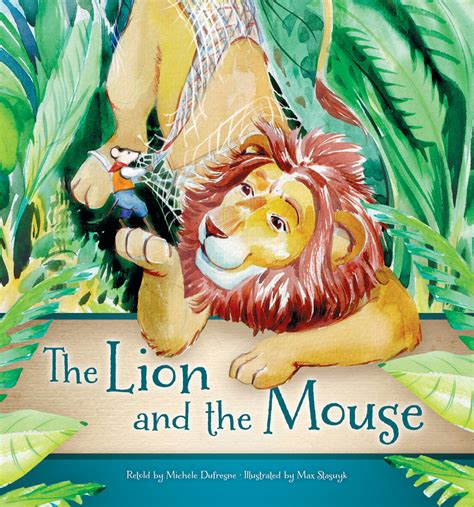 The Lion and the Mouse dltk teach