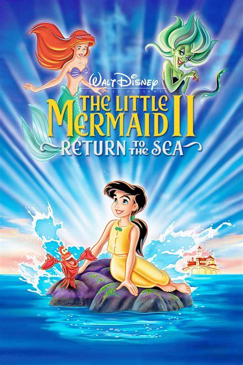 The Little Mermaid 2 Return to the Sea Video 2000 IMDb