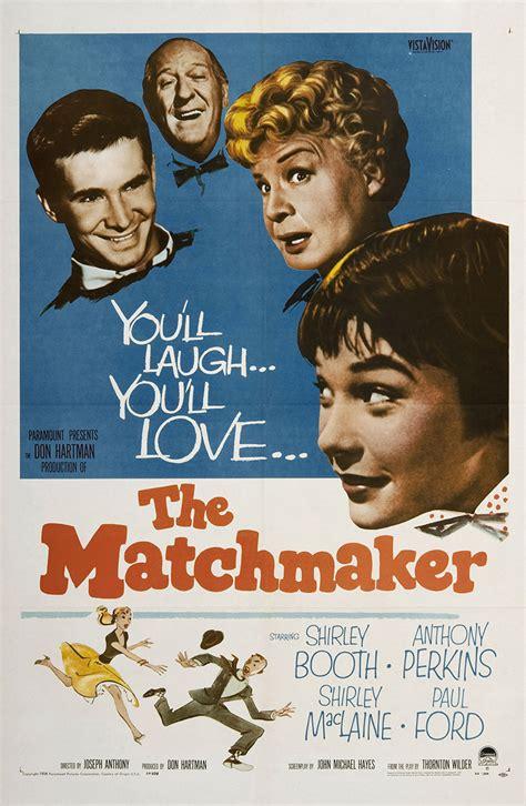 The Matchmaker 1958 IMDb