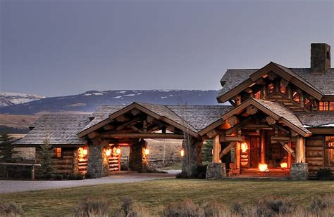 The Most Beautiful Log Homes in the World Summit Log