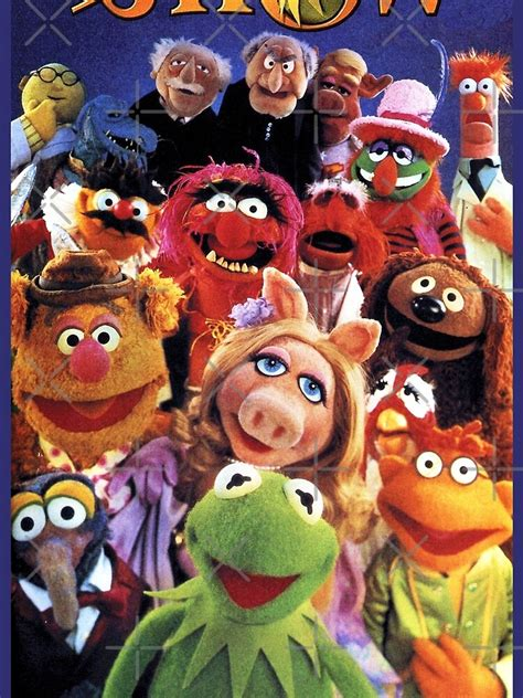 The Muppet Show Coloring the Muppets back to life