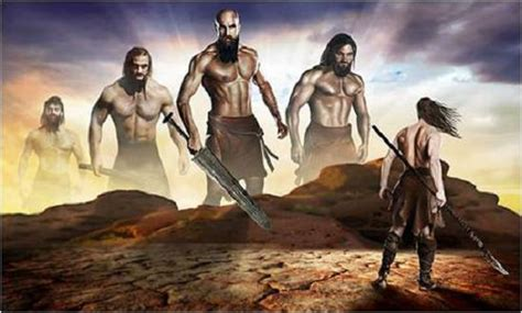 The Nephilim Giants in the Bible Beginning And End