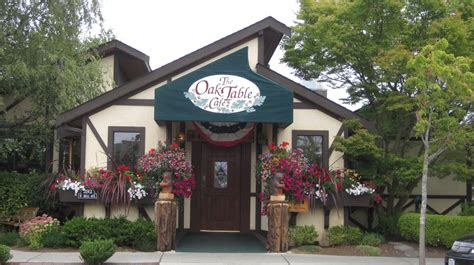 The Oak Table Cafe in Sequim