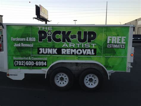 The Pick Up Artist Junk Removal Northwest Las Vegas NV