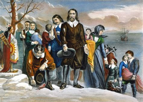 The Pilgrims and Plymouth Colony 1620