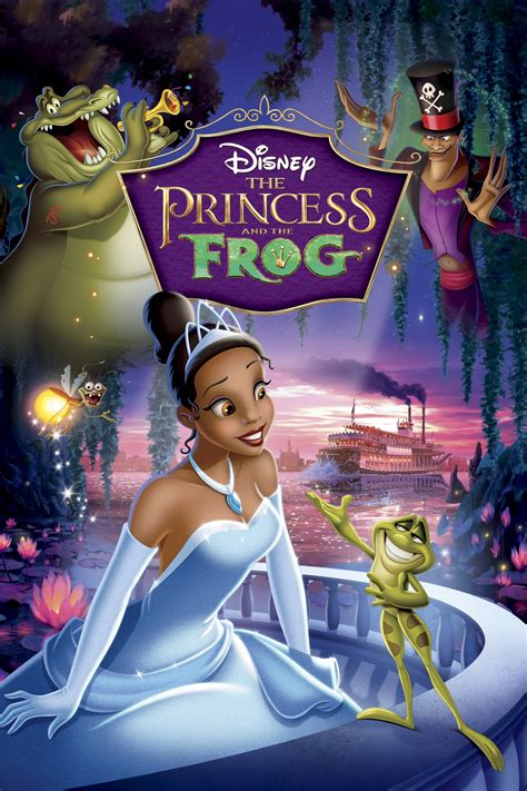 The Princess and the Frog Disney Movies