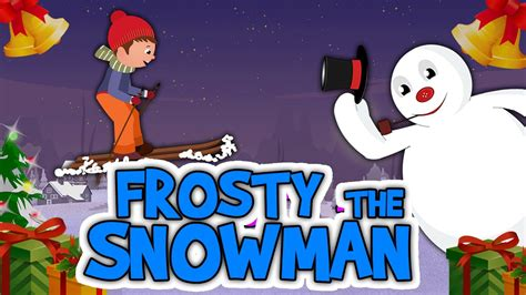 The Snowman Song Christmas Song for Kids YouTube