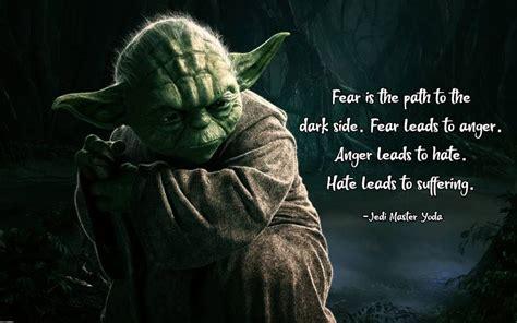 The StarWars 10 Best Yoda Quotes StarWars