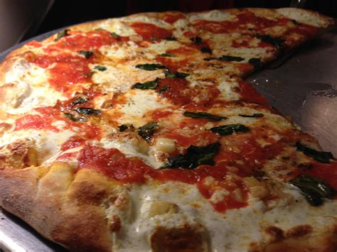 The Ten Best Places in Denver for New York Style Pizza by
