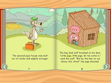 The Three Little Pigs Story Story Education