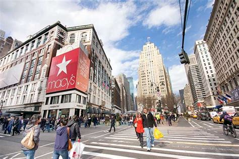 The Top Shopping Streets Neighborhoods in New York City