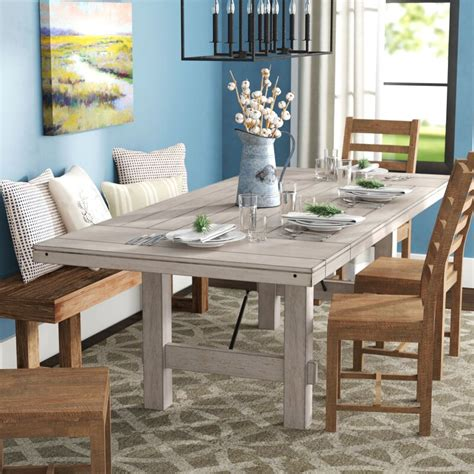 The Trestle Dining Table A Style That Never Dies