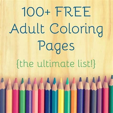 The Ultimate Guide to Free Coloring Pages diycandy
