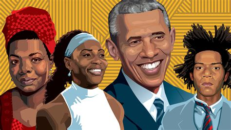 The Undefeated 44 most influential black Americans in history