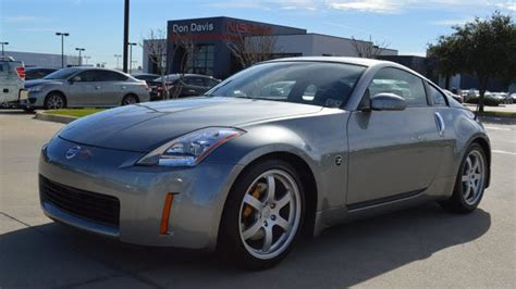 The Very First Production Nissan 350Z Is For Sale