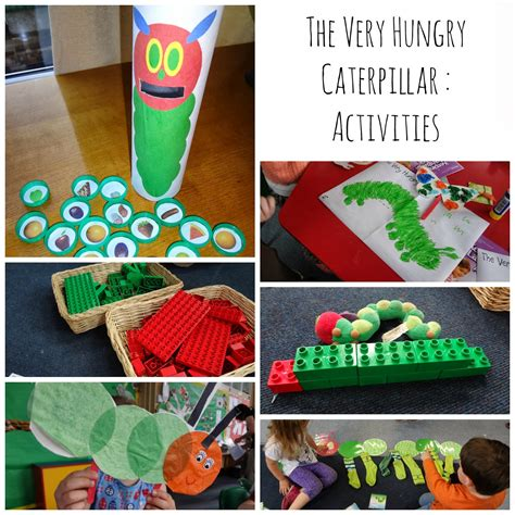 The Very Hungry Caterpillar Teaching Ideas