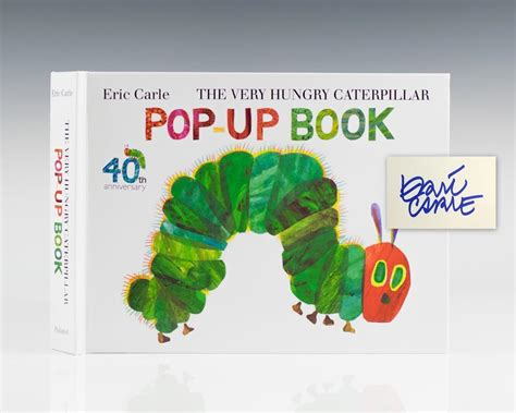 The Very Hungry Caterpillar s 40th Eric Carle