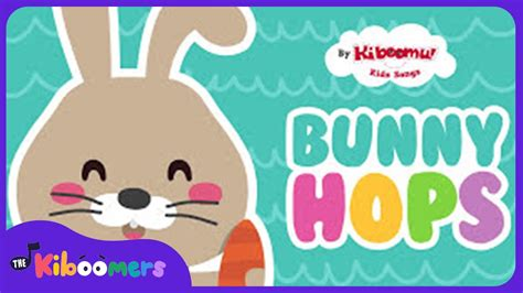 The Way The Bunny Hops Easter Bunny Song Easter Songs
