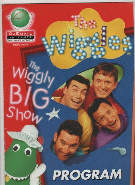 The Wiggly Big Show Tour Program Wigglepedia FANDOM