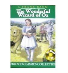 The Wonderful Wizard of Oz Audio CD amazon