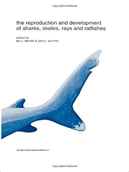 The reproduction and development of sharks skates rays