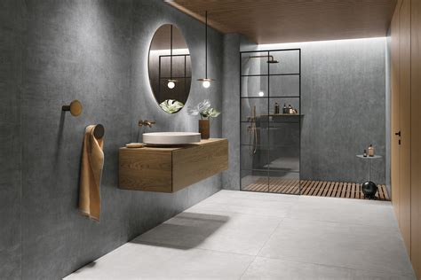 The thicknesses of porcelain tiles Ceramiche Refin S p A