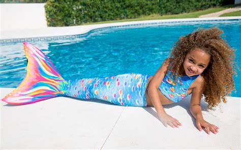The2Tails Mermaid Tails Mermaid Fins For Kids