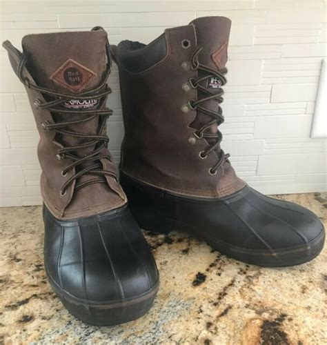 Thermolite Boots eBay
