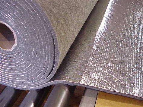 Thermozite Heat Shield Carpet Padding YourAutoTrim