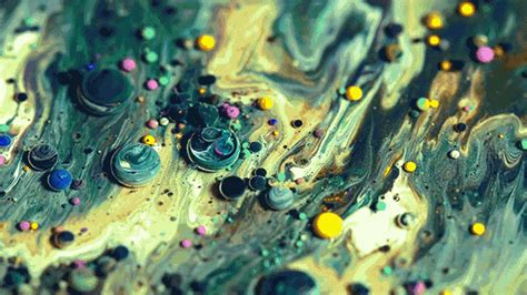 These Artists Use Oil Paint and Soap to Create Tiny