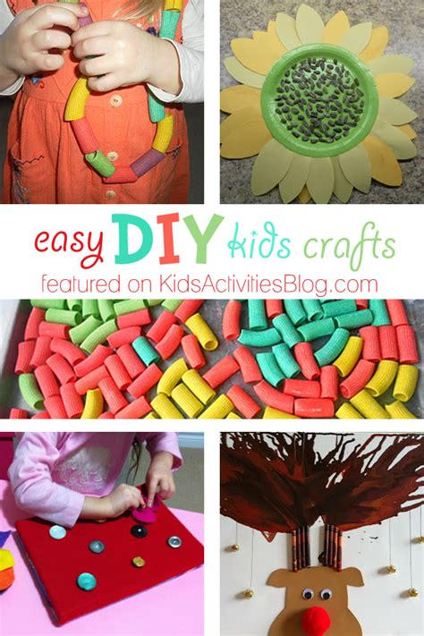 Things To Make Easy Kids Crafts