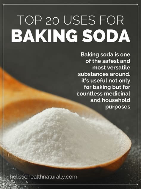 Things You Can Do with Baking Soda Kitchen Uses and Tips