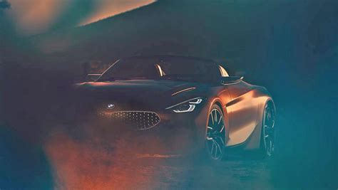 This Is Apparently The New BMW Z4 Concept jalopnik
