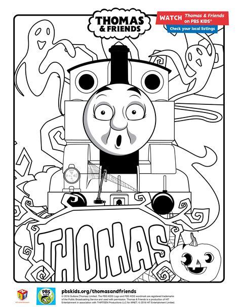 Thomas Friends Printables PBS KIDS