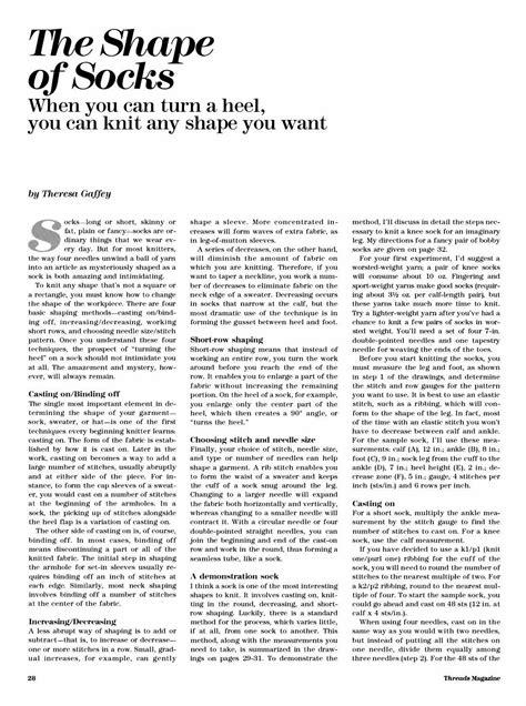 Threads magazine 02 by Laura Schaefer issuu