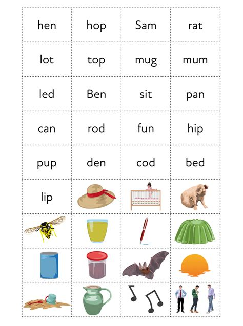 Three Letter Words with definitions