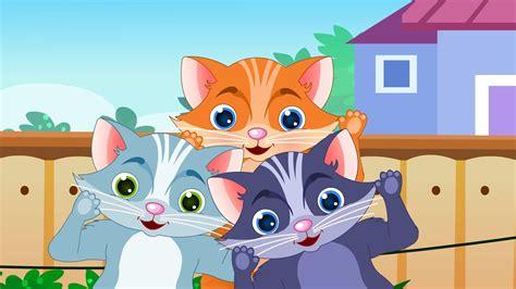 Three Little Kittens EnchantedLearning