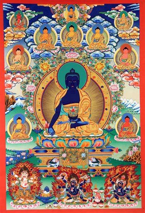 Tibetan Healing Meditation A Buddhist Library