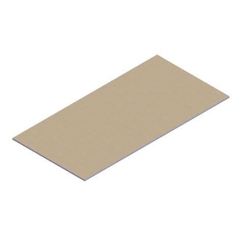 Tile Backer Board Reinforced and Waterproof