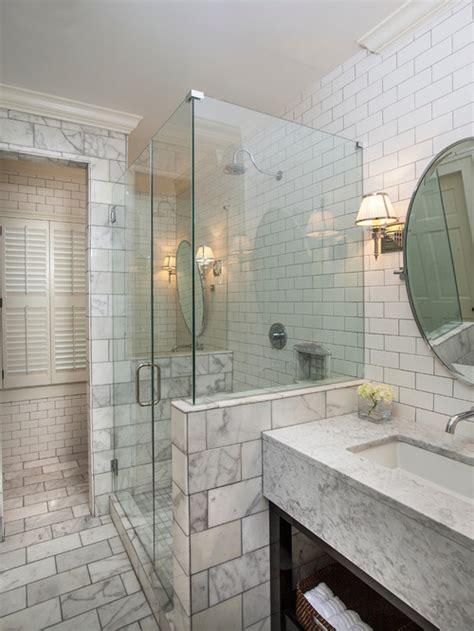 Tile Bathroom Wall Houzz