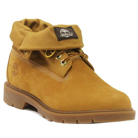 Timberland Men s Timberland Roll Top Boots