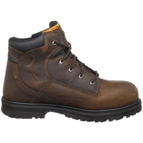 Timberland PRO Men s Magnus 6 Safety Toe Work Boot