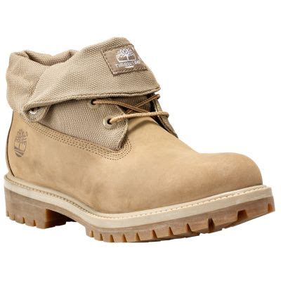 Timberland roll top boots Men s Shoes Compare Prices