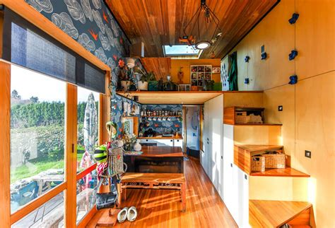 Tiny House Construction Company Living big by living tiny