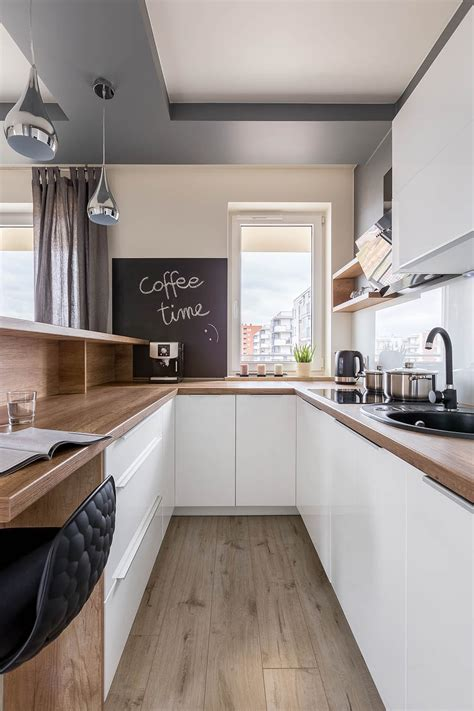 Tips for U Shape Kitchen Layouts Better Homes and Gardens