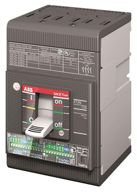 Tmax XT Circuit Breakers Low Voltage ABB