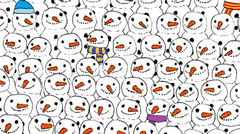 To Spot the Panda Override Your Lazy Brain Mental Floss
