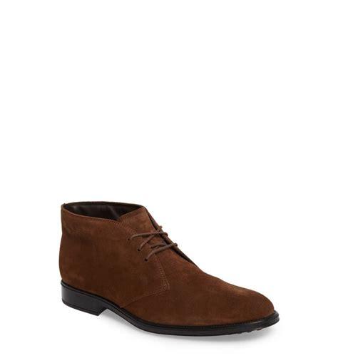 Tod s Leather Chukka Boot Men Nordstrom