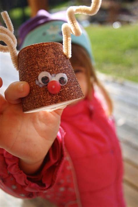 Toilet Roll Reindeer Christmas Ornaments Happy Hooligans