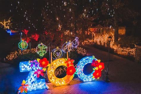 Toledo Zoo Lights Before Christmas Dates